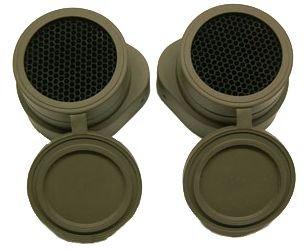 Steiner Ard Set 7X50, 10X50 Binocular Case, Porro - Short Barrel, Pair 750