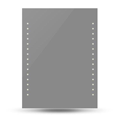 vidaXL-Badspiegel-Lichtspiegel-LED-Spiegel-Wandspiegel-50-x-60cm