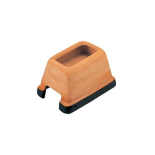 OMEM Reptiles Hideout Humidification Cave with Basin for Lizard (Medium) (Sub Humidifier compare prices)