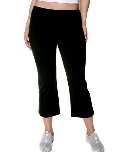 Danskin Women's Crop Yoga Pant