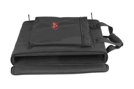 Portable 1Ru Soft Carrying Case With Headphones