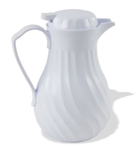 Crestware-SC64W-Swirl-Coffee-Carafe-64-Ounce-White