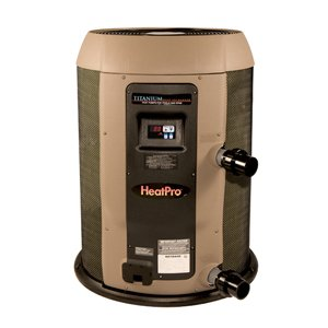 Hayward Hp21104T Easy Temp Pool Heat Pump Pool Heater, 110,000 Btu