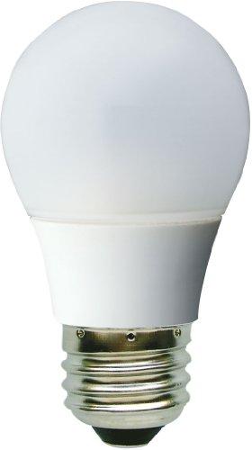 Ge Lighting 76457 Energy Smart Led 2.5-Watt (15-Watt Replacement) 80-Lumen A15 Light Bulb With Medium Base, 1-Pack
