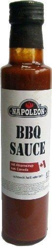 Napoleon BBQ-Sauce mit Ahornsirup aus Kanada