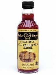 Peter Luger Steak Sauce by Gourmet-Food, 12.6 fl oz