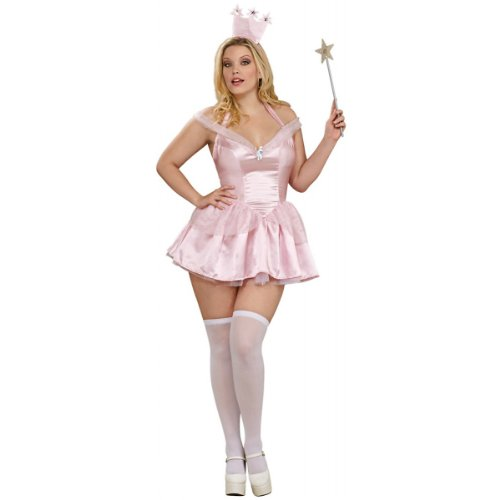Glinda the Good Witch Costume - Plus Size - Dress Size 16-20