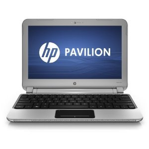 HP Pavilion dm1-3010nr 11.6 LED Entertainment Notebook AMD E-350 1.6GHz 2GB DDR3 320GB HDD AMD Radeon HD 6310 Windows 7 Home Premium
