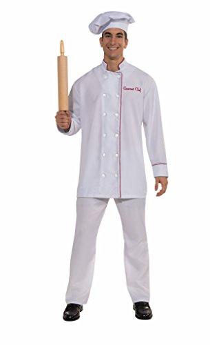 Men's Gourmet Chef Costume