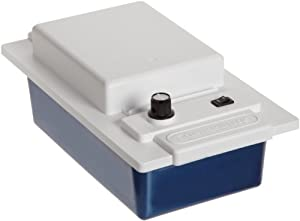 "Scienceware 370170000  Polypropylene Battery Powered Magnetic Stirrer, 9-1/4"" Length x 5"" Width x 3-1/2"" Height"