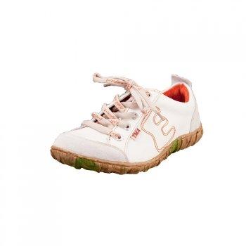 TMA EYES 6636 Schnürer Gr.37-42 mit bequemen perforiertem Fußbett 100% Leder 39.35 super leichter Schuh der neuen Saison. ATMUNGSAKTIV in Weiss Gr.37