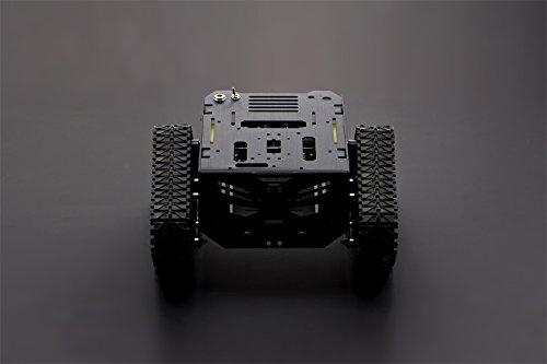Devastator Tank Mobile Robot Platform (Metal DC Gear Motor) (Robot Dc Motor compare prices)