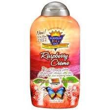 Raspberry Creme 7xBronzer silicone firming w/hemp 13.5z NEW