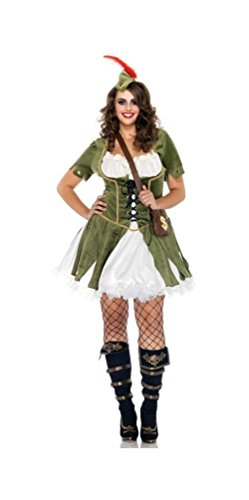 Thief of Hearts Plus size Adult Costume