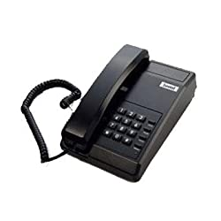 Beetel B11 Basic Corded Phone (Black)