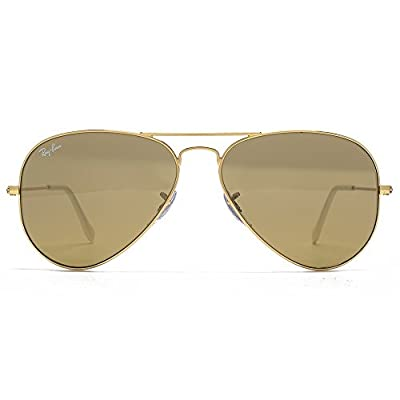RAY-BAN Aviator Flash Lenses Sunglasses