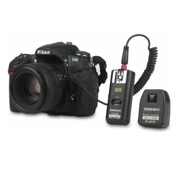 Yongnuo New 2.4GHz Wireless Remote Control RF-602 N3 for for NIKON D90 / D5000