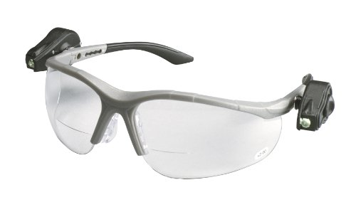 3M Light Vision 2 Protective Eyewear, 11477-00000-10