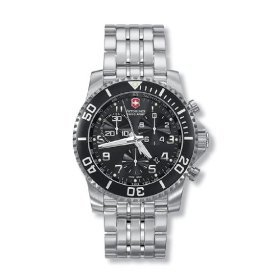 Victorinox Swiss Army Victorinox 24144 Swiss Army Maverick Ii Chrono Watch