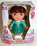 DORA THE EXPLORER ICE SKATER - GREAT GIFT FOR GIRLS