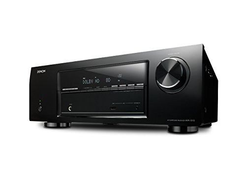 Buy Cheap Denon AVR1513R 5.1 Channel Factory Refurbished 3D Pass Through Home Theater AV Receiver
