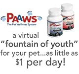Paaws Dog Vitamins: Senior Dogs 7 Years and Over, up to 15lbs, Buy 30 Days, Get 30 Days Free, My Pet Supplies