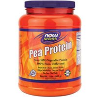 Now Foods: Pea Protein Powder, 2 Lbs (2 Pack)