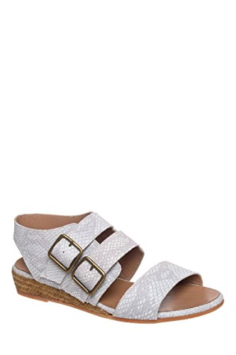 Noriko Low Wedge Casual Sandal