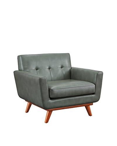 TOV Furniture Lyon Chair, Smoke Grey