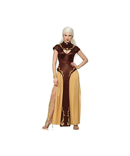 [Barbarian Warrior Costume - Large - Dress Size 12-14] (Barbarian Warrior Costume)