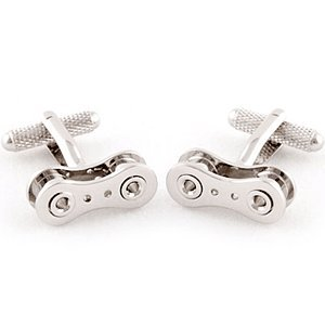 Bicycle Chain Cufflinks picture