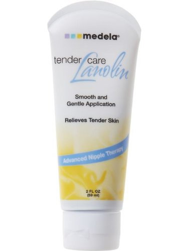 Learn More About Tender Care Lanolin for Nursing Moms