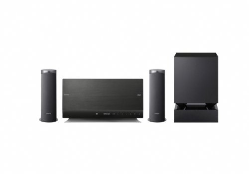 Sony BDVL600 2.1 Channel 3D Blu-ray Disc/DVD Home Cinema System