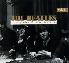 Rare Photos & Interview Cd Vol. 1 by Beatles