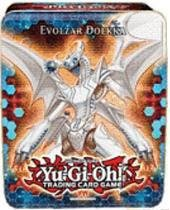 Yu Gi Oh! 2012 Wave 1 Evolzar Dolkka Collector Tin