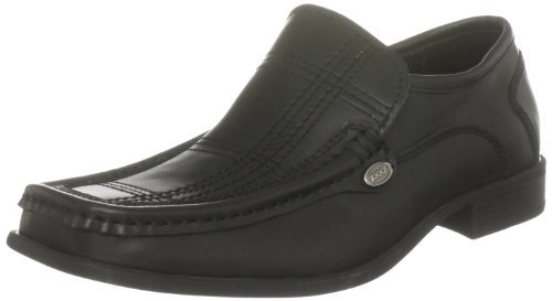 Pod Youth Apollo Black Classic Shoe Ashton 3 UK