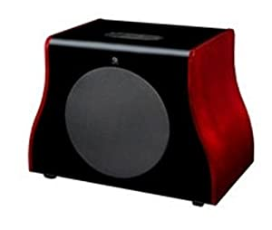 Boston Acoustics VS Series VPS210BE Powered Subwoofer (Black/Ebony)