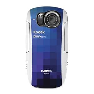 Kodak 防水ポケットビデオカメラ PLAYSPORT2 バートンモデル限定セット 1100197