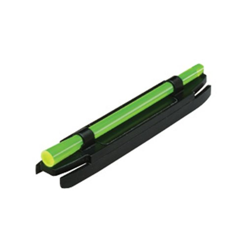 HiViz Narrow Magnetic Fiber Optic Shotgun Sight