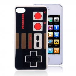gadget geek - coque iphone manette nintendo nes
