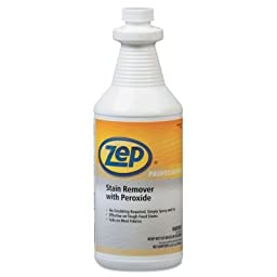 Zep Professional Stain Remover With Peroxide 1 qt