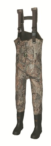 Winchester youth win92302db y wolf creek neoprene chest for Kids fishing waders