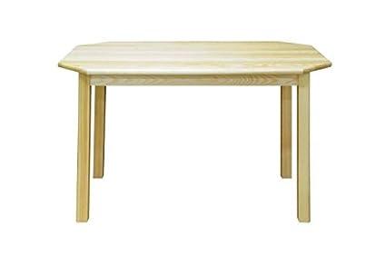 Tisch 75x130 cm, Farbe: Natur