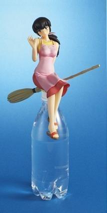 DPP るーみっくわーるど 海洋堂ボトルオンフィギュアコレクション by BOME Vol.4 めぞん一刻 音無響子(束ね髪) B
