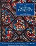 The Western Experience: Antiquity and the Middle Ages (0070110700) by Chambers, Mortimer