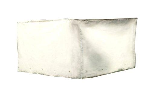 Camco 45372 Arctic White Medium RV Vinyl 5th Wheel Skirt