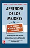 img - for APRENDER DE LOS MEJORES book / textbook / text book