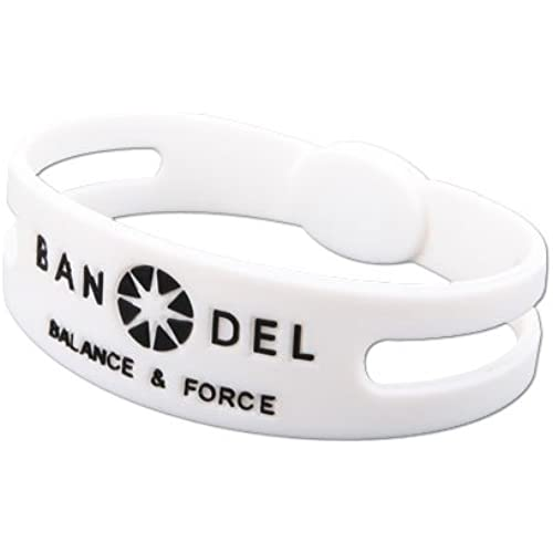 BANDEL 반델 팔찌 반델 목걸이 BRACELET팔찌 화이트S 16cm