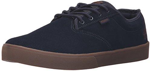 Etnies Men's Jameson SL Skateboarding Shoe, Navy/Gum, 11 M US