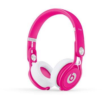 beats mixr neon pink ヘッドフォン ピンクカラー BT ON MIXR N-PNK